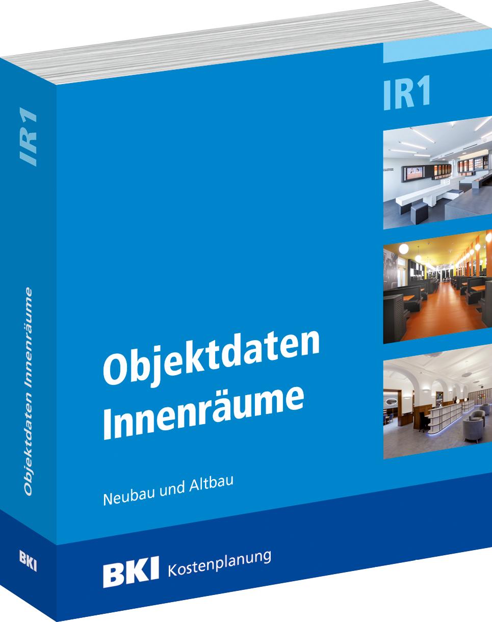 BKI Objektdaten Innenräume IR1 - BKI